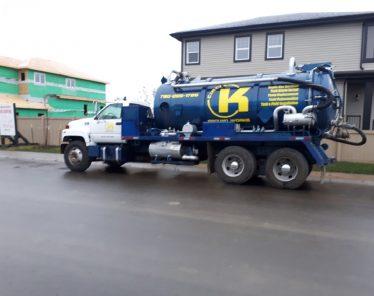 Septic Vac Truck